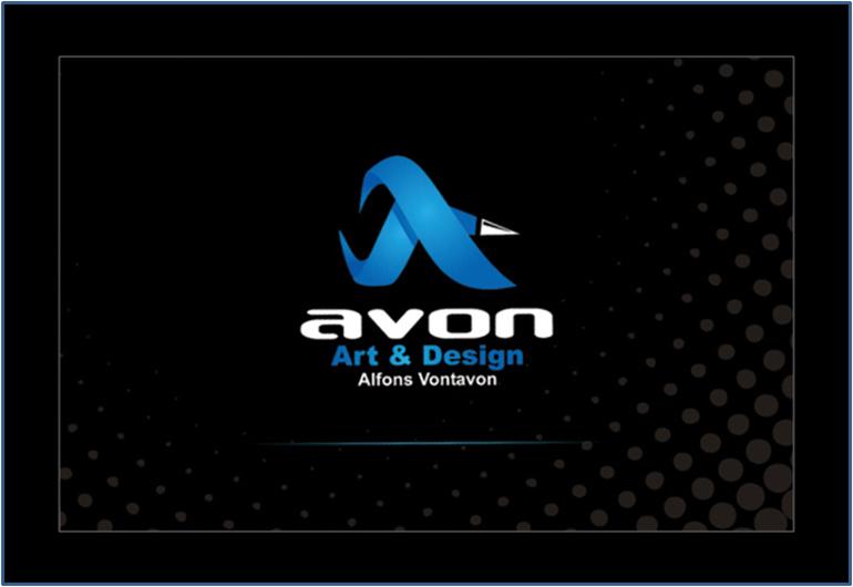 Design Visitenkarte Rückseite